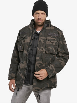 Brandit Vinterjackor M65 Giant Winter kamouflage