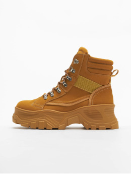 Buffalo Čižmy/Boots Fendo Laceup hnedá