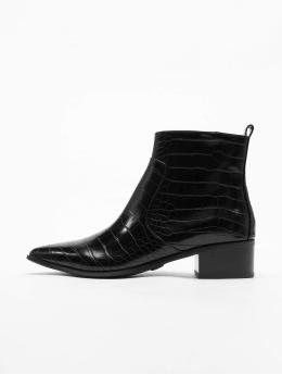 Buffalo Chaussures montantes Fiona  noir