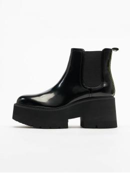 Buffalo | Fita Platform noir Femme Chaussures montantes