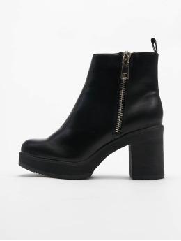 Buffalo Chaussures montantes Farida noir