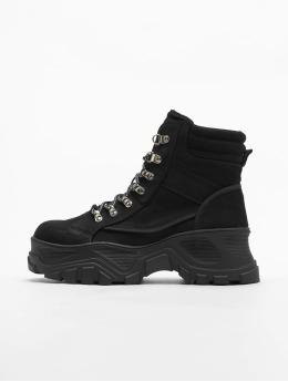 Buffalo   Fendo Laceup noir Femme Chaussures montantes