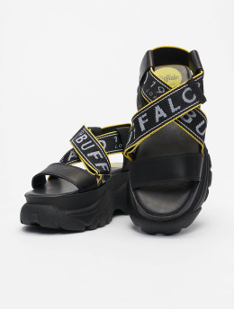 Buffalo London | London BO Sandaalit | musta
