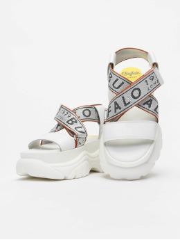 Buffalo London Sandals BO Plateau white