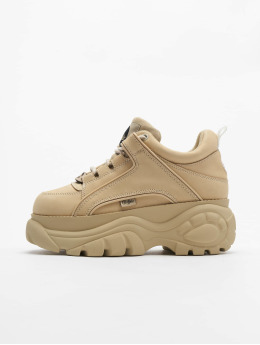 a6a9920541 Buffalo London Sneaker 1339-14 2.0 V Nubuck Leather beige