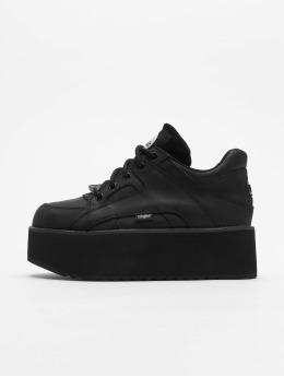 Buffalo London Sneaker 1330-6 schwarz