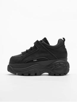 Buffalo London Sneaker 1339-14 2.0 V Cow Leather schwarz