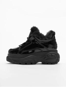 Buffalo London Sneakers 1339-14 2.0 Patent Leather èierna