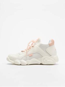 Buffalo Sneakers Cali hvid