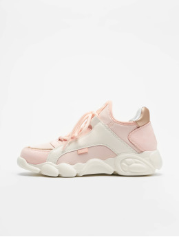 Buffalo Sneakers Cali rosa