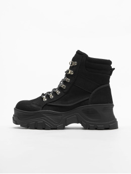 Buffalo Vapaa-ajan kengät Fendo Laceup musta