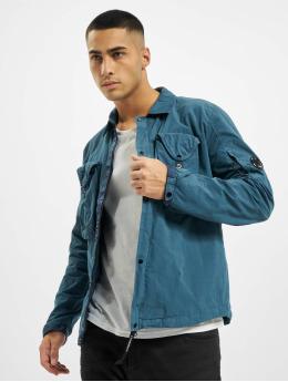 C.P. Company Koszule Overshirt  niebieski