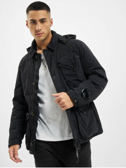 C.P. Company Winter Jacket Fili blue