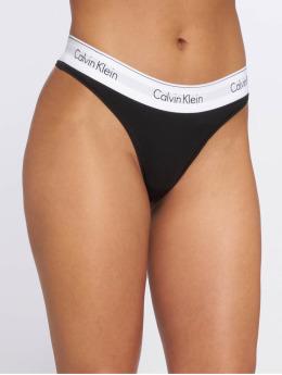 Calvin Klein Alusasut Modern Cotton musta