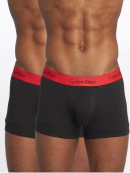 Calvin Klein Boxerky 2 Pack èierna