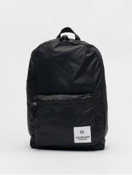 Calvin Klein Performance Mochila Logo  negro