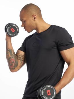 Calvin Klein Performance Sport Shirts Logo sort