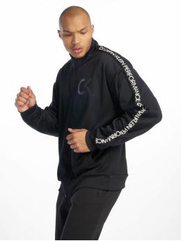 Calvin Klein Performance Trainingsjacken Track  schwarz