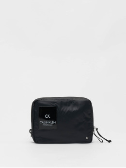 Calvin Klein Performance Vesker Zip  svart