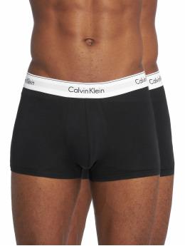 Calvin Klein Spodná bielizeň 2 Pack èierna