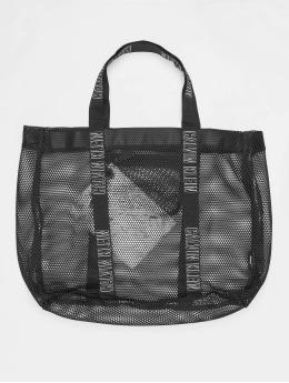 Calvin Klein Tasche Mesh schwarz