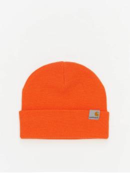 Carhartt WIP Čepice Stratus  oranžový
