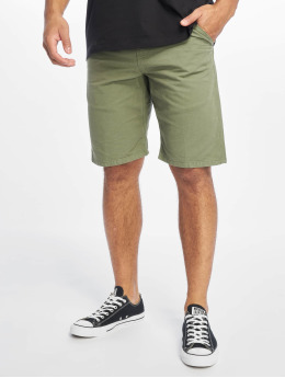 Carhartt WIP Šortky Chalk zelený