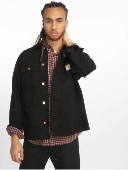 Carhartt WIP Демисезонная куртка Michigan черный
