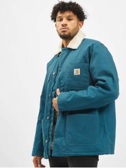 Carhartt WIP Зимняя куртка Fairmount синий