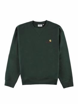 Carhartt WIP Пуловер American Script зеленый