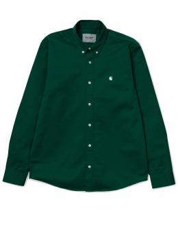 Carhartt WIP Рубашка Madison зеленый