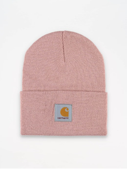 Carhartt WIP шляпа Acrylic Watch розовый
