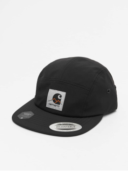Carhartt WIP 5 Panel Caps Hayes  black