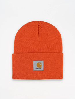 Carhartt WIP Beanie Acrylic Watch  orange