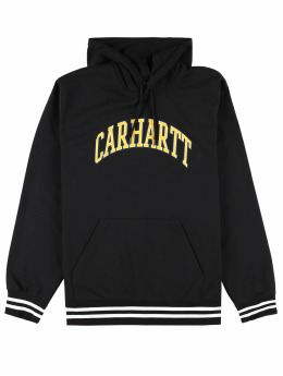Carhartt WIP Bluzy z kapturem Knowledge  czarny