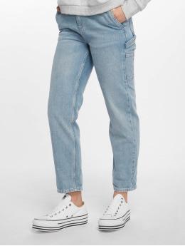 Carhartt WIP Boyfriend Jeans Maverick Pierce modrý
