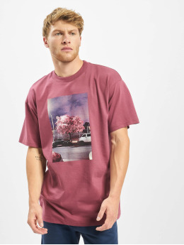 Carhartt WIP Camiseta Matt Martin Blossom fucsia