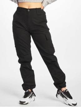 Carhartt WIP Cargo pants Columbia Cymbal čern