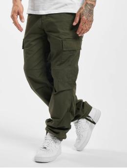 Carhartt WIP Cargo pants Columbia  olivový