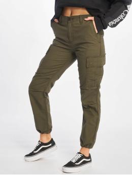 Carhartt WIP Cargo pants Columbia Cymbal olivový