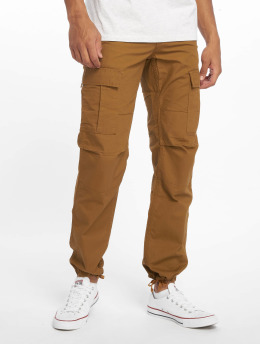 Carhartt WIP Cargohose Aviation braun