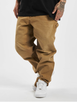 Carhartt WIP Chino Single Knee braun