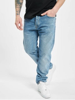 Carhartt WIP Dżinsy straight fit Klondike niebieski