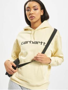 Carhartt WIP Felpa con cappuccio Carhartt  beige