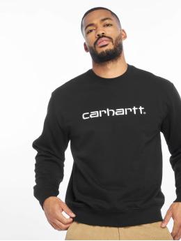 Carhartt WIP Gensre Label svart