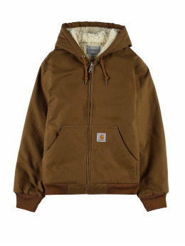 Carhartt WIP Giacca invernale Active Pile marrone