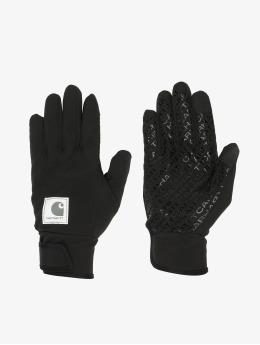 Carhartt WIP Handschuhe Softshell schwarz