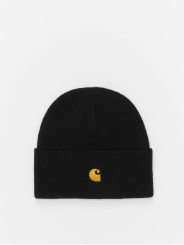 Carhartt WIP Hat-1 Chase black