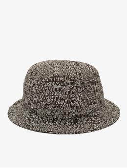 Carhartt WIP Hat Typo black