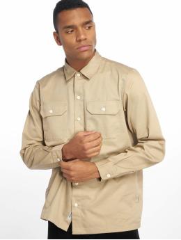 Carhartt WIP Hemd Master beige